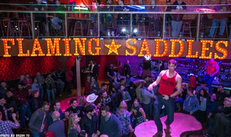 theme names for nightclubs is west hollywood ready for country themed gay bar flaming