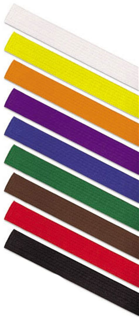 taekwondo belt colors arizona s best korean taekwondo world belt color