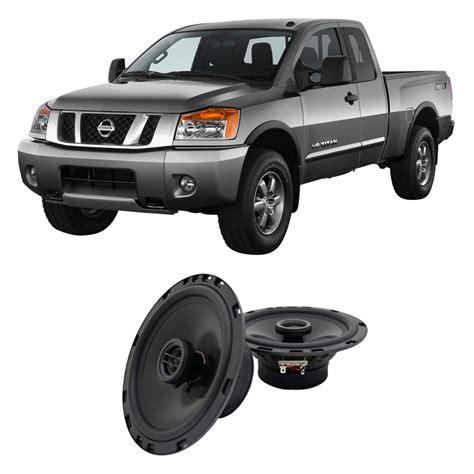 nissan titan speakers fits nissan titan 2004 2007 rear door replacement harmony
