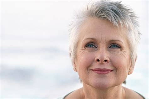 extremely short hair cuts for women with gray hair over 50 years old extra short grey hairstyle for straight hair