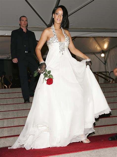 Costume Institute Gala 2007 Poiret King Of Fashion by Rihanna In Met Costume Institute Benefit Gala Presents