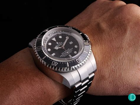 sea challenge rolex watches voyage to the bottom of the sea part 2