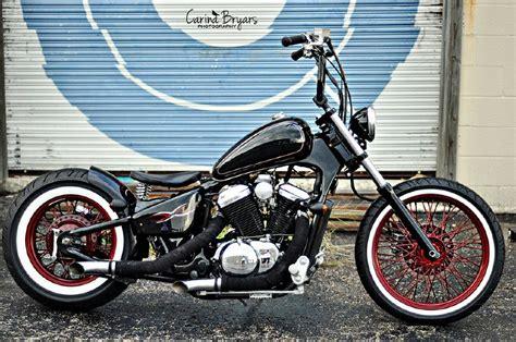 Motorrad Houston by Hanes Black Bobber Houston Retro Bobbers