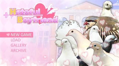 hatoful boyfriend hatoful boyfriend a dating sim set in a high