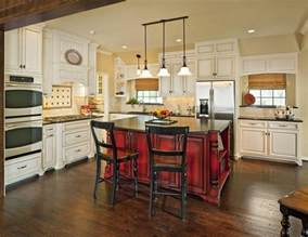 Kitchen Island Designs Photos Rustic Kitchen Island With Looking Accompaniment