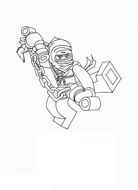 ninjago coloring page free free printable ninjago coloring pages for kids