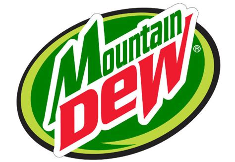 Mountain Dew Stickers