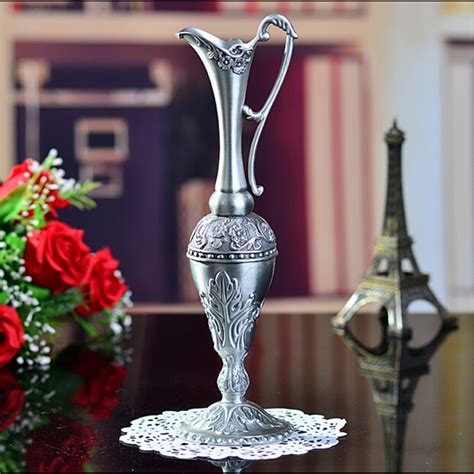 Pewter Vases Wholesale by Buy Wholesale Metal Flower Vase From China Metal