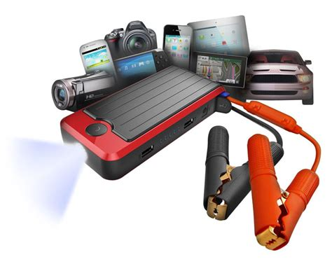 Portable Car Jump Starter Mobil With Power Bank 21000mah 5v 2a portable car jump starter power bank dudeiwantthat