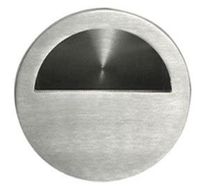 Flush Closet Door Pulls by Designer Flush Pulls For Sliding Doors Door Hardware