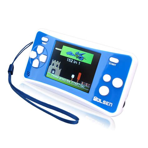 handheld mame console handheld portable arcade gaming system