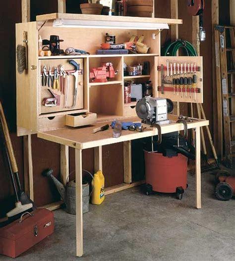 fold down work bench workbench plan fold down shop plans pinterest