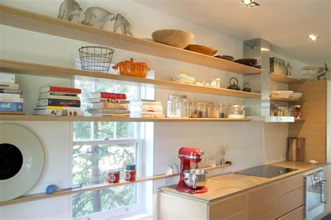 decorating ideas for kitchen shelves shelving storage ideas in the kitchen livin spaces