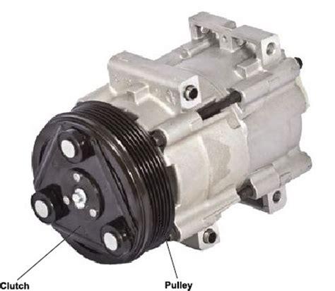 compressor clutch  engaging ricks  auto repair