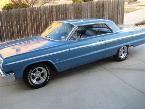 64 impala ss parts 64 chevy impala ss chevers
