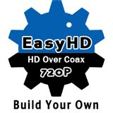 build your own hd cvi security system