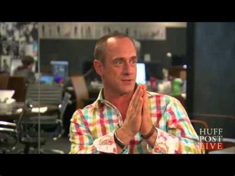 christopher meloni tattoo chris meloni answers question