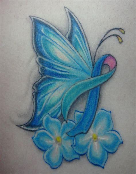 ribbon tattoo pinterest pink ribbon butterfly tattoo cancer ribbon butterfly