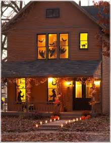 When Should I Decorate For Halloween Terrace Halloween Decor With Jack O Lantern Details And