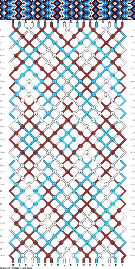 beaded friendship bracelet patterns 25 best images about beaded bracelet patterns on