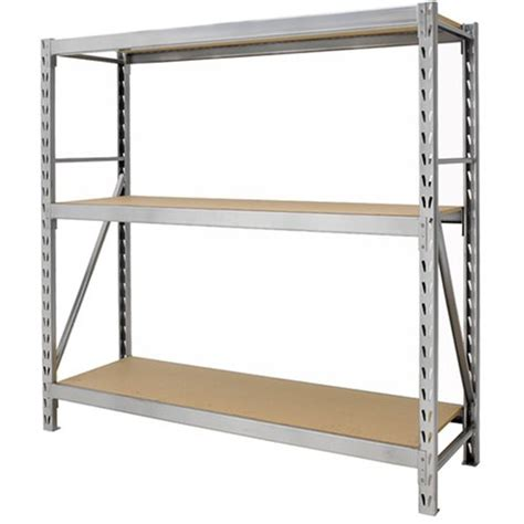 gorilla rack gr7300 s23 3 shelf 77 by 24 by 72 inch