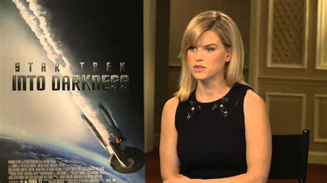 alice eve interview quot star trek into darkness quot interview with alice eve youtube