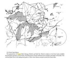 ley lines united states map sacred site of niagara falls earth ancient history and