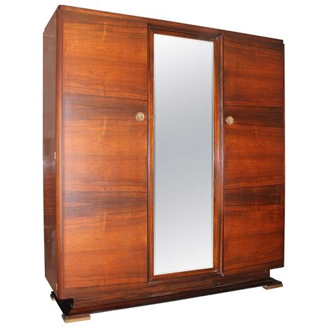 Deco Jewelry Armoire by Deco Masterpiece Palisander Armoire By Maxime