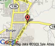 borger map americinn of borger tx borger deals see hotel photos