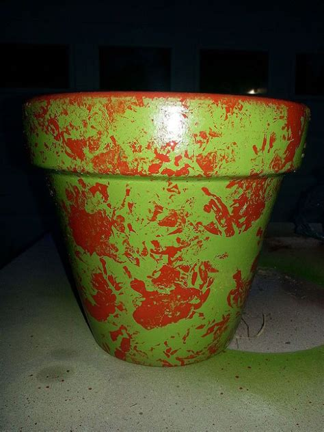 spray painting terracotta pots 17 best images about terra cotta pots on diy