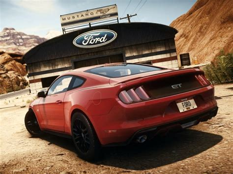 Schnellstes Auto Bei Need For Speed by Neuer Ford Mustang Bei Need For Speed Auto Motor At