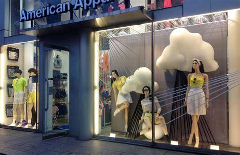 american apparel 187 retail design blog