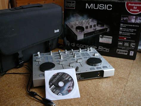 best dj console hercules dj console rmx top mit zubeh 246 r lange garantie in