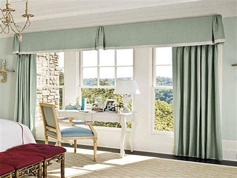Curtains For Large Living Room Windows Ideas Curtain Ideas For Bedrooms Large Windows