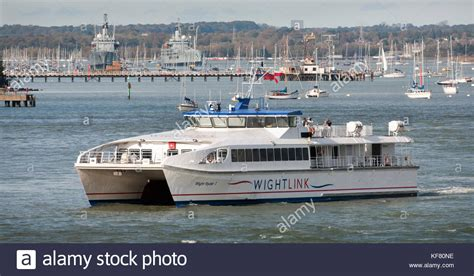 wightlink catamaran ferry wightlink catamaran stock photos wightlink catamaran