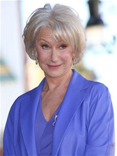 helen mirren cuts hair elegant hairstyles 58 best helen mirren hair images on pinterest