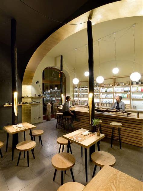teamountain teashop prague japanese tea house interior