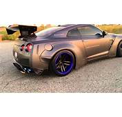Nissan GT R Mit Liberty Walk Bodykit  BIGmagtv Your