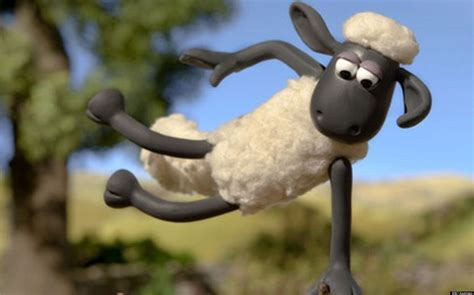 from shaun the sheep shaun the sheep wallace and gromit character is heading to the big screen in 2015