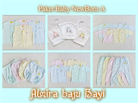 Baju Bayi Fluffy jual paket baju bayi baru lahir fluffy a almira baju