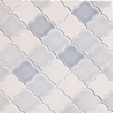 Mosaic Kitchen Tiles For Backsplash small scalloped fan pratt amp larson