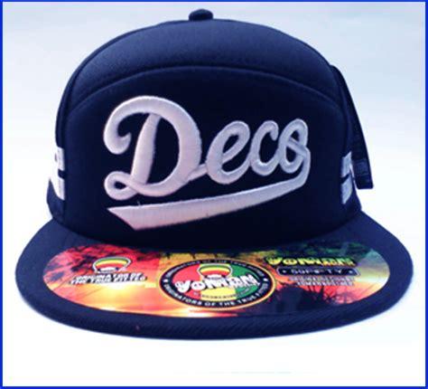 Topi Pria Keren Aksesoris Pria Trend Topi Armani 01 Hitam model topi distro remaja pria keren dan trend terbaru 2016