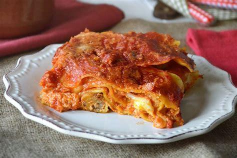 come cucinare le lasagne 187 lasagna napoletana ricetta lasagna napoletana di misya