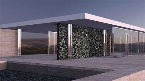 Pavillon 2x4 by Barcelona Pavilion Www Imgkid The Image Kid Has It