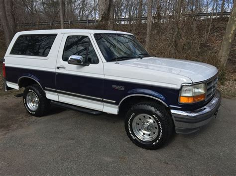 used ford bronco for sale used 1994 ford bronco for sale by owner in springdale ar