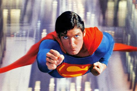 christopher reeve pictures superman christopher reeve s superman costume to hit the auction block