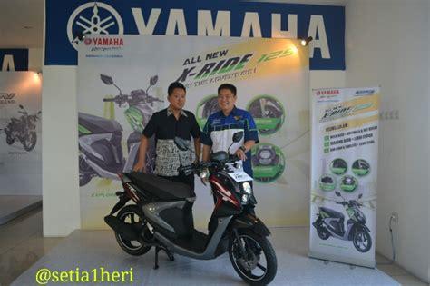 Lu Led Motor Di Surabaya harga yamaha all new x ride 125 tahun 2017 di kota