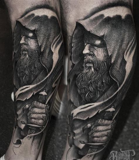 hades tattoo designs the almighty hades session of a leg sleeve