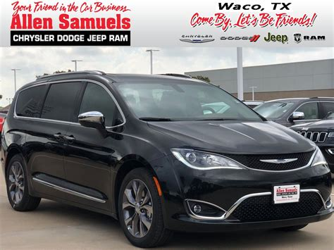 2019 Jeep 7 Passenger by New 2019 Chrysler Pacifica Limited Passenger In Waco