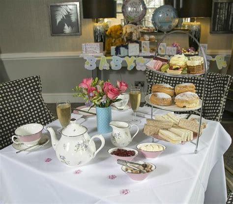 Hotels To A Baby Shower by Baby Shower Afternoon Teas Are Becoming Popular